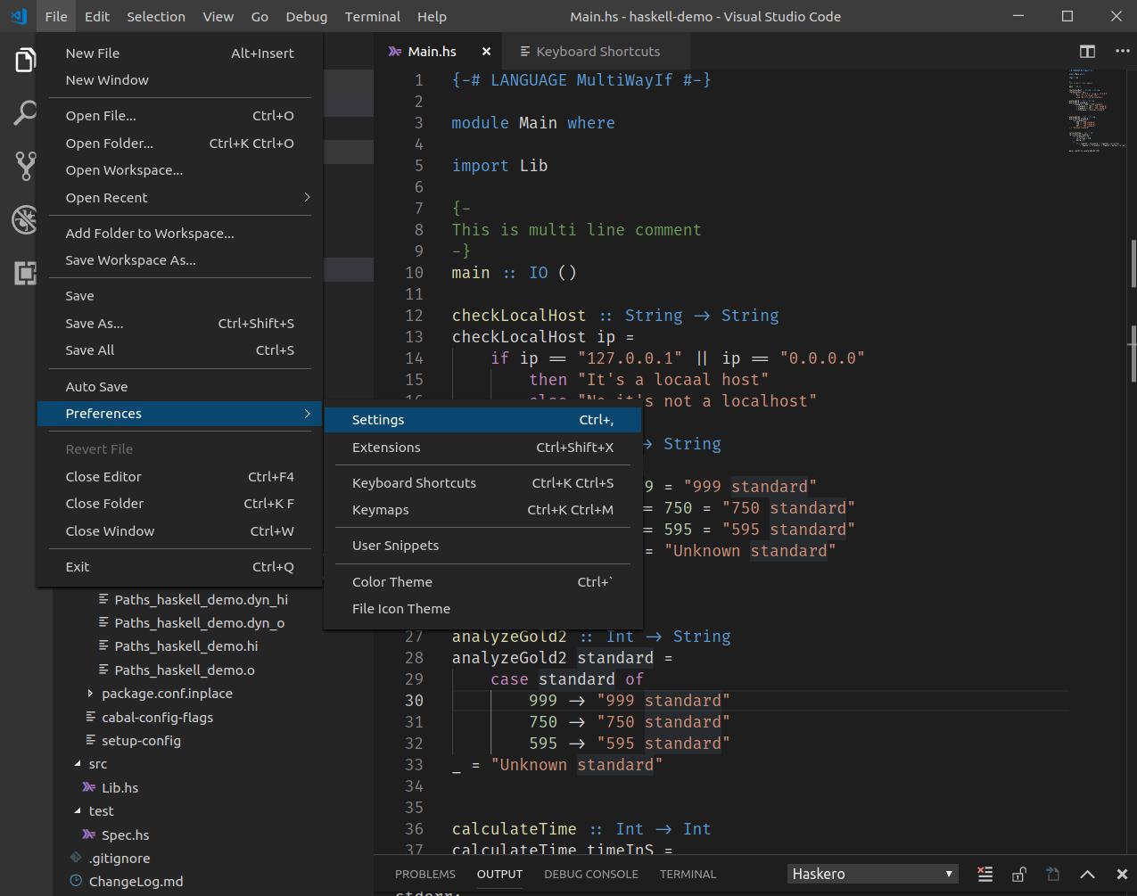 Visual Studio Code: How to enable fonts ligatures in Ubuntu
